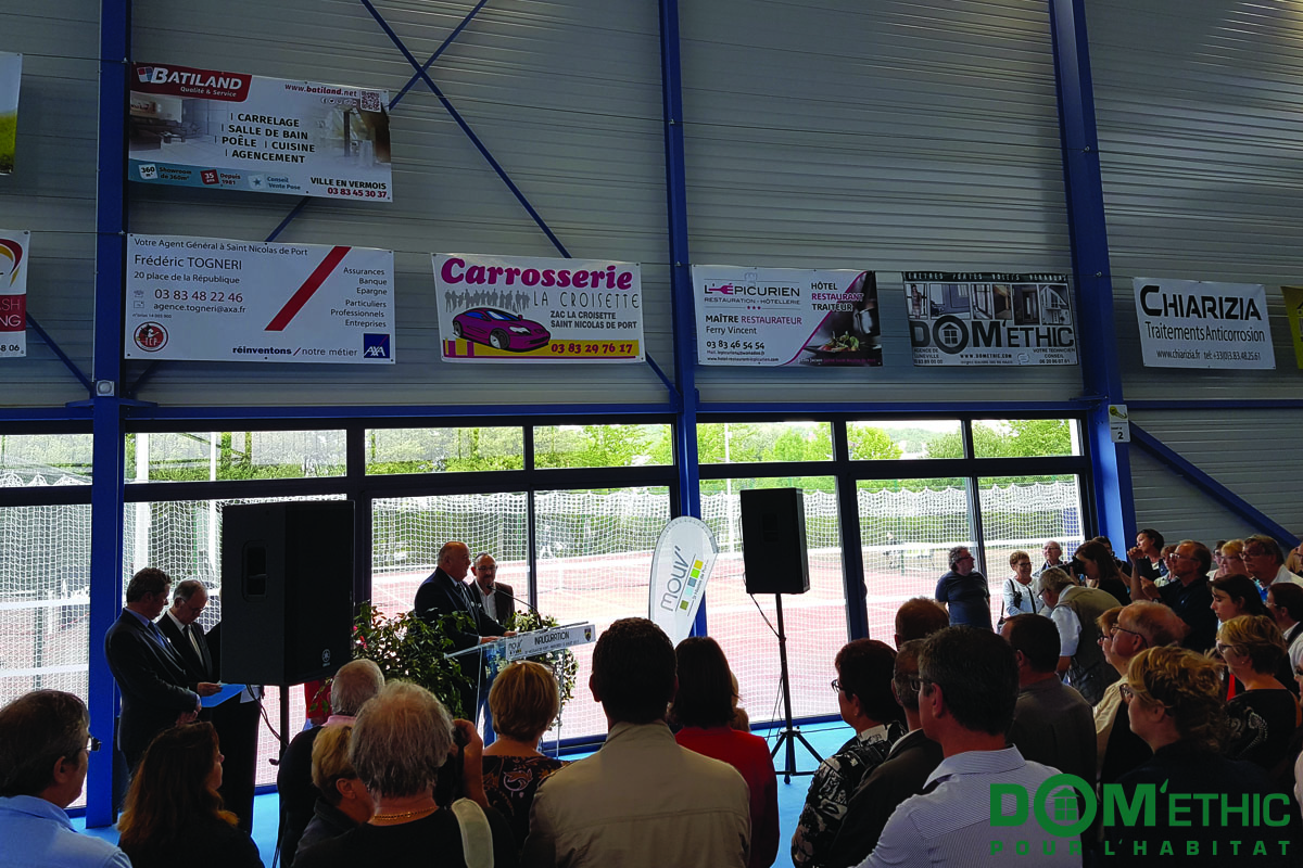Inauguration complexe Mouv juillet 2017