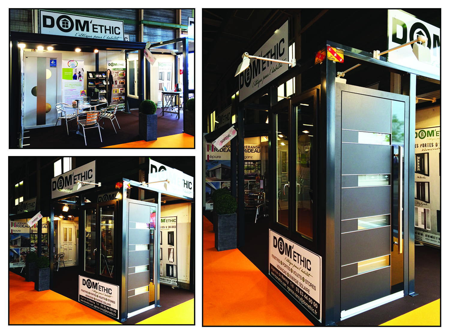 Stand Dom'ethic Foire Nancy 2016